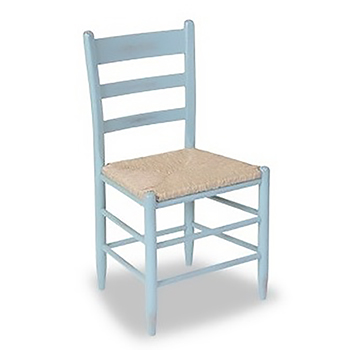 TC-19 Small Cottage Ladder Back Chair